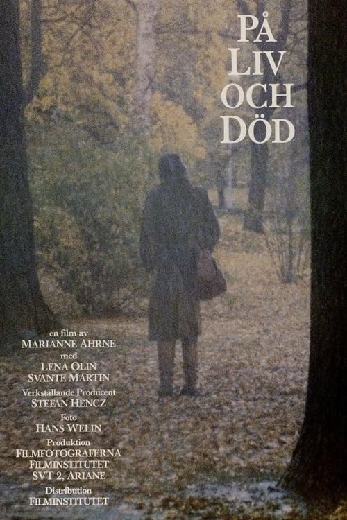 Película På liv och död En Español En Línea