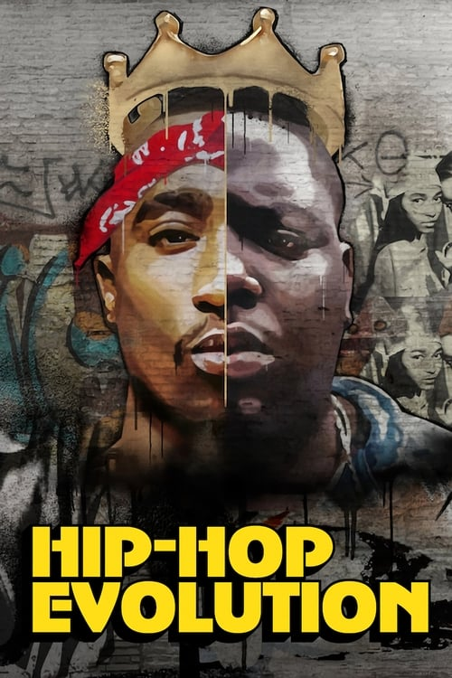 Hip Hop Evolution - Poster