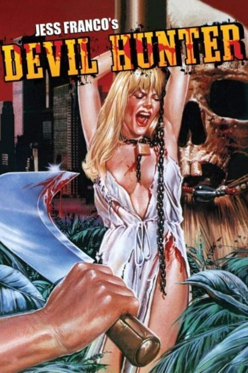 The poster of Devil Hunter