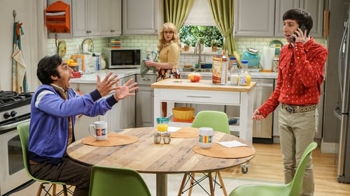 The Big Bang Theory - Season 10 - Episode 1: The Conjugal Conjecture
