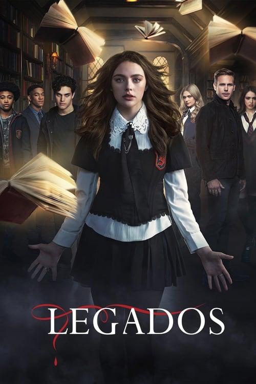 Legados (Legacies) 2ª Temporada 2019 - Dublado / Dual Áudio WEB-DL 720p | 1080p