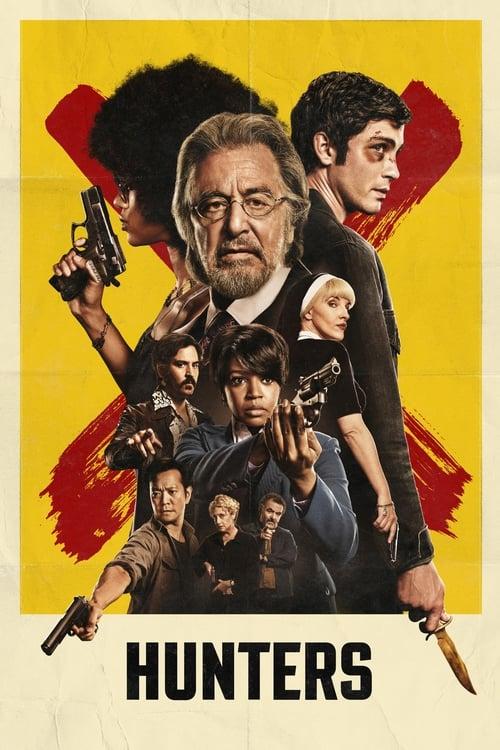 Poster von Hunters