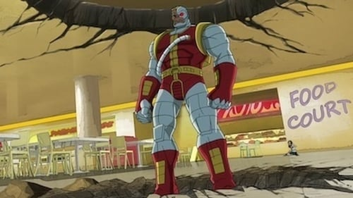 Marvel's Hulk and the Agents of S.M.A.S.H: Season 1 – Episod Deathlok