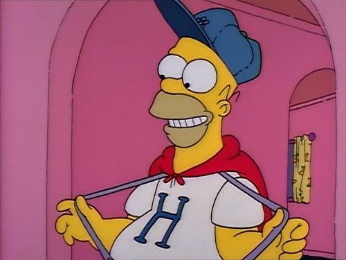 Homer dançarino