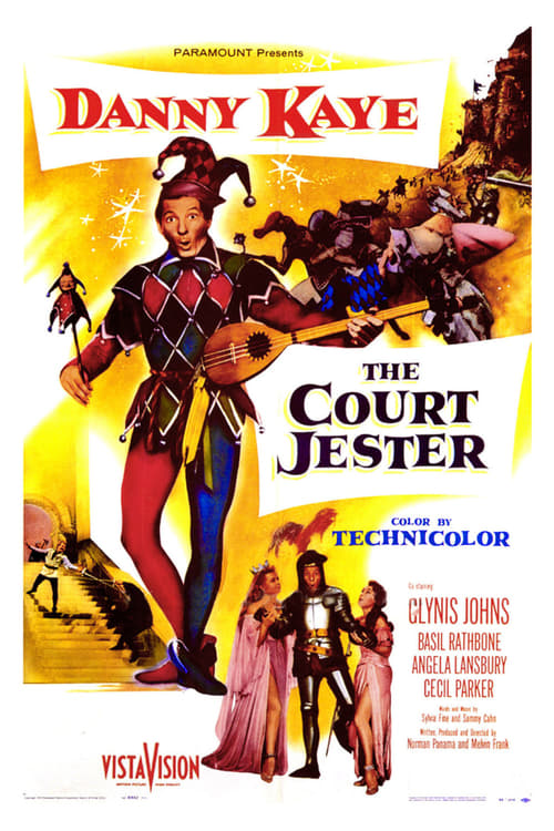 The Court Jester film en streaming