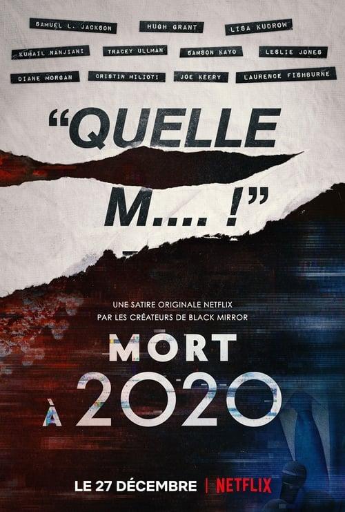 Regarder Mort à 2020 (2020) Streaming HD FR