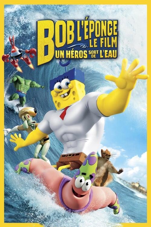 [VF] Bob l'éponge, le film : Un héros sort de l'eau (2015) streaming openload