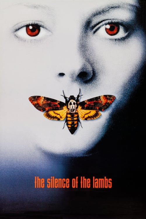 Largescale poster for The Silence of the Lambs