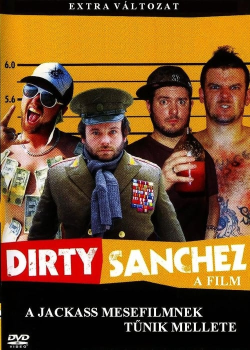 what is a dirty sanchez