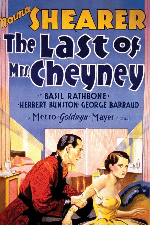 Assistir The Last of Mrs. Cheyney Em Português