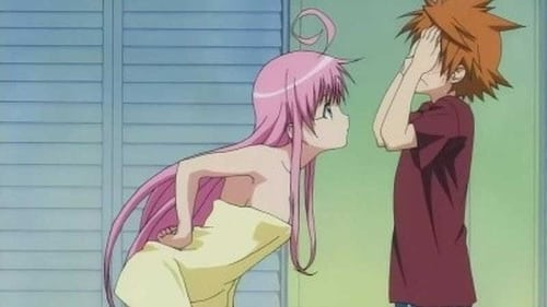 To Love Ru 2008 1080p Extended: To Love-Ru – Episode The Girl Who Fell From the Sky