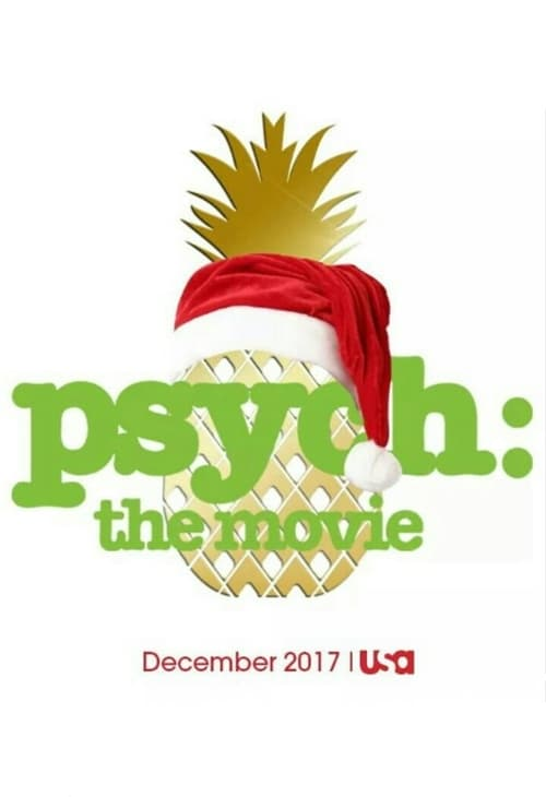 Found there Psych: The Movie