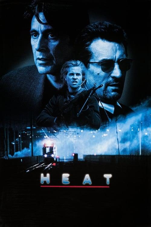 Heat Affiche de film