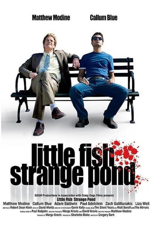 مشاهدة الفيلم Little Fish, Strange Pond مجانا على الانترنت