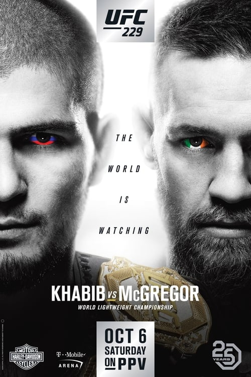 UFC 229: Khabib vs. McGregor (2018)