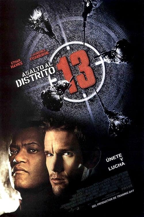 Película Asalto al distrito 13 En Buena Calidad