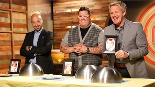 MasterChef: Season 2 – Episode Top 8 Compete Again