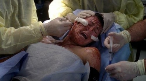 Grey's Anatomy - Season 8 - Episode 16: If Only You Were Lonely