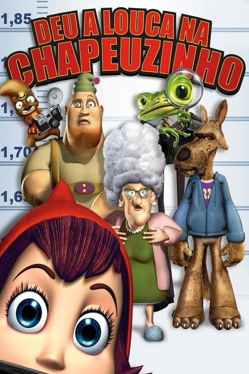 Como assistir Deu a Louca na Chapeuzinho (2005) em streaming online – The  Streamable