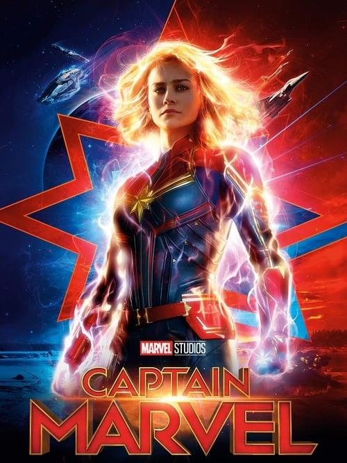 Captain Marvel - Action / 2019 / ab 12 Jahre