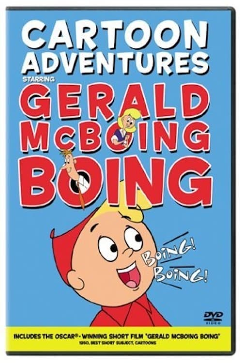 مشاهدة Gerald McBoing-Boing's Symphony مع ترجمة