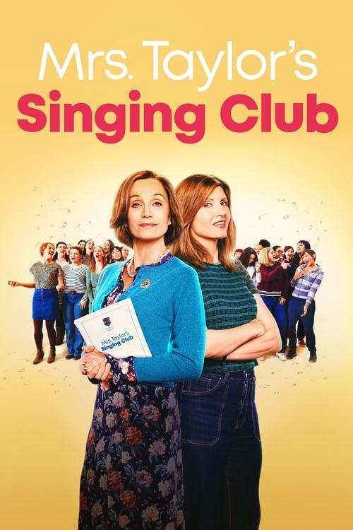 Poster von Mrs. Taylor's Singing Club