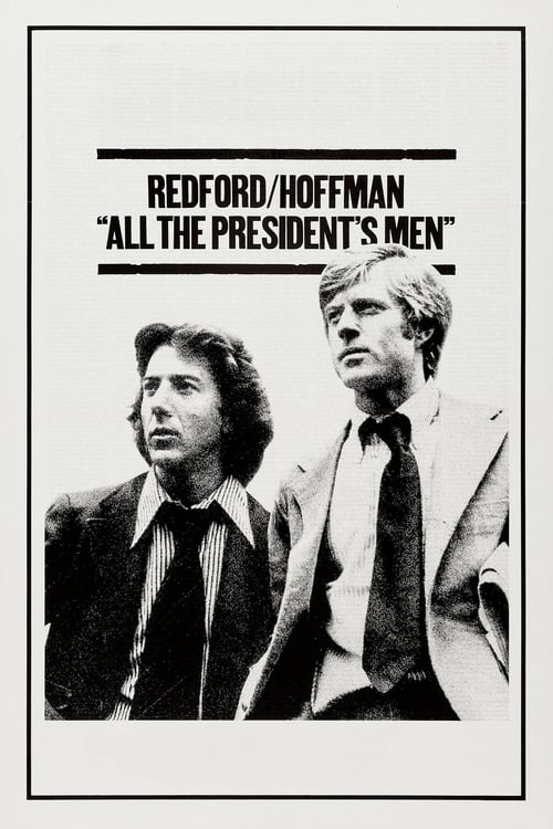 Largescale poster for All the President's Men