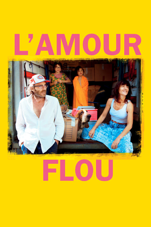 L'Amour flou Movie Poster