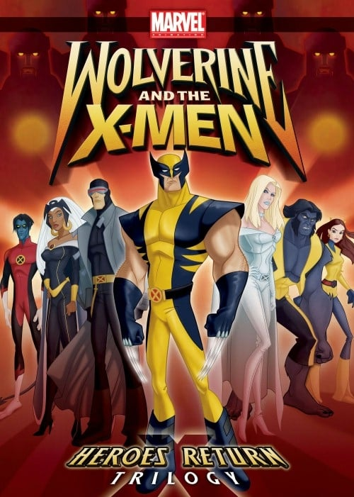 Subtitles Wolverine and the X-Men Season 1 in English Free Download