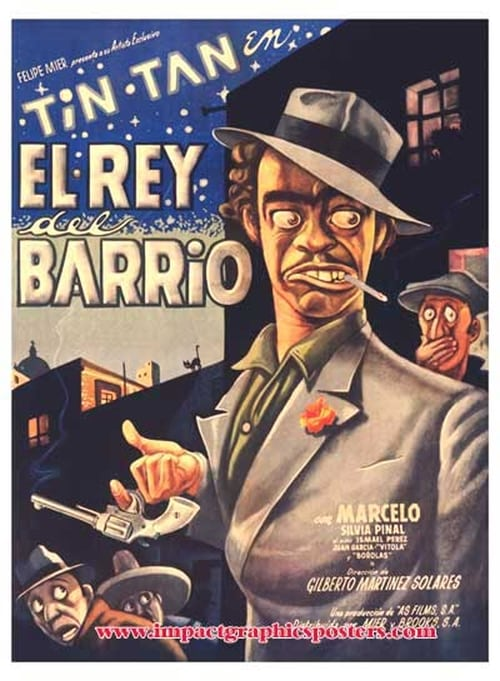 El Rey Del Barrio Online
