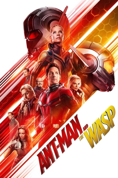 Poster. Ant-Man and the Wasp (2018)