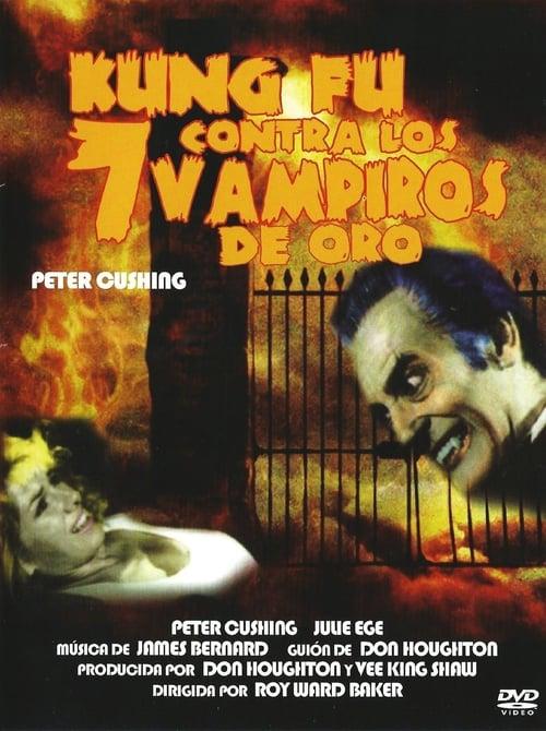 Imagen Kung Fu contra los 7 vampiros de oro
