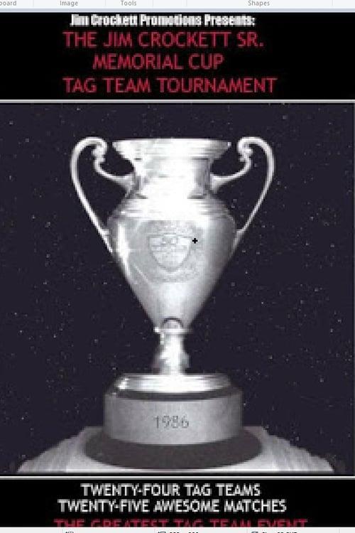 Filme Jim Crockett Sr., Memorial Cup Wrestling Tournament 1986 Com Legendas On-Line