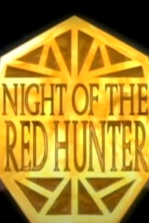 Night of the Red Hunter movie poster