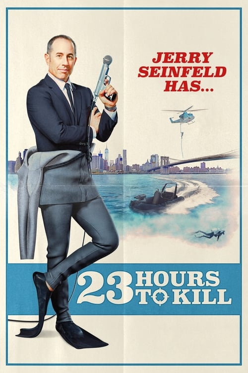 Imagen Jerry Seinfeld: 23 Hours To Kill