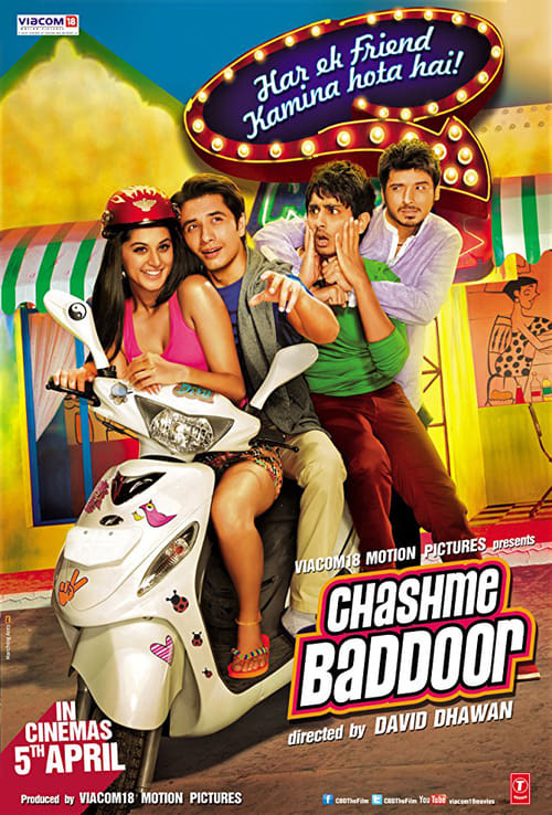 Largescale poster for Chashme Baddoor