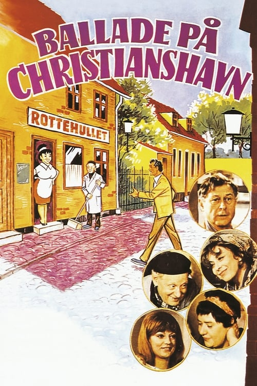 Mira La Película Ballade på Christianshavn Con Subtítulos En Línea