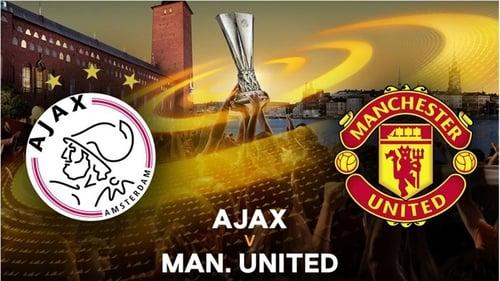 UEFA Europa League Final : Ajax Vs Man UTD Online Free