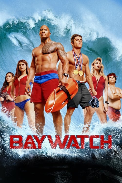 Box office prediction of Baywatch