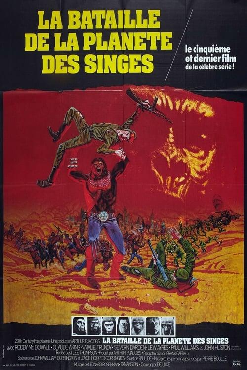 [1080p] La Bataille de la planète des singes (1973) streaming vf