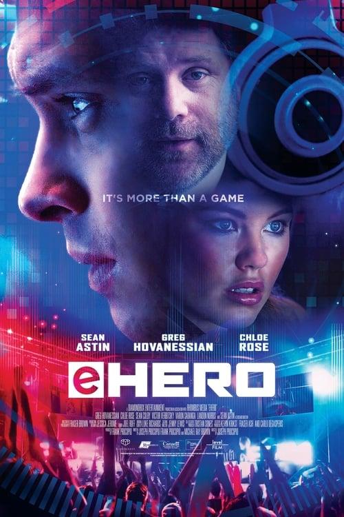 Poster. eHero (2018)