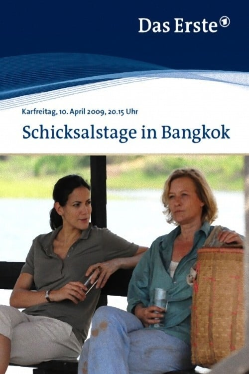 Cita misteriosa en Bangkok poster