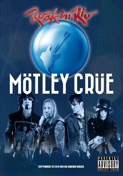 Filme Mötley Crüe: Rock in Rio 2015 Online Grátis