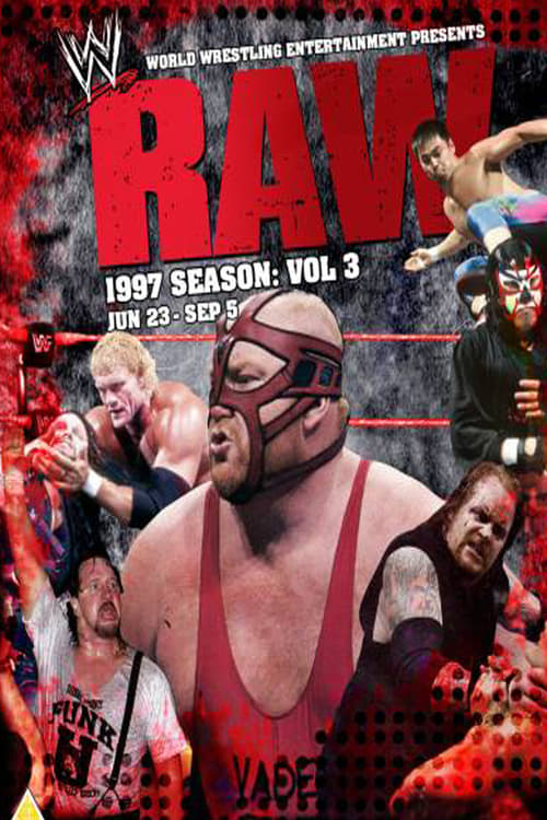 WWE Raw: Season 1997