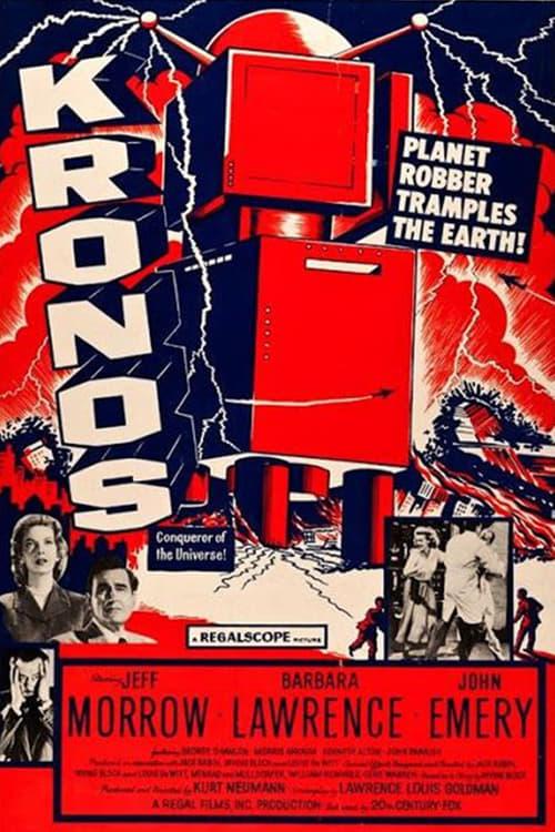 Mira La Película Kronos, ¡el conquistador del universo! Gratis
