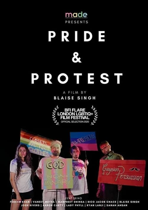 Watch Pride and Protest Online Free