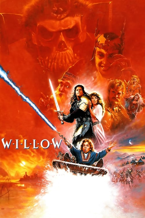 Watch Willow (1988) Movie Free Online