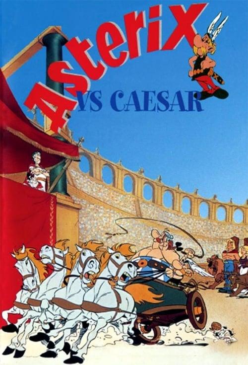 Asterix vs. Caesar (1985) Poster