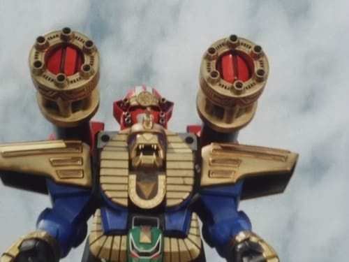 Super Sentai: Chouriki Sentai Ohranger – Épisode The Secret Combination Order!!