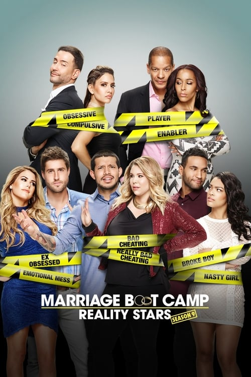 Marriage Boot Camp: Reality Stars cover